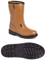 WORKSITE FUR LINED RIGGER BOOT