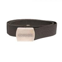 Tactical Adjustable Stretch Belt Black