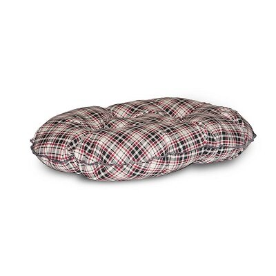 Danish Design Classic Check Quilt Mattress 60cm