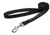 Rogz Alpinist Black Large (K2) Fixed Lead 1.4m x 1