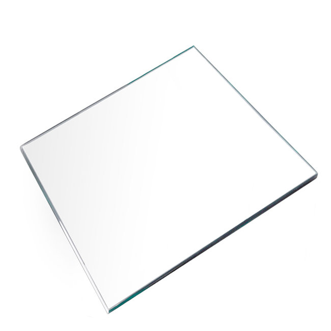 2mm Low Iron Float Superclear Glass 1220 x 920