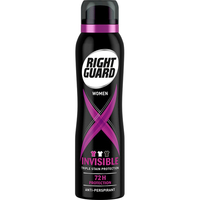 Right Guard Xtreme Women Invisible Aerosol 150ml