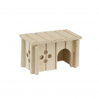Ferplast Wooden Small Animal House - X-Small x 1