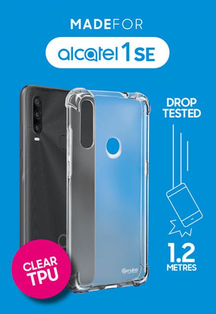 Alcatel 1SE Clear Case