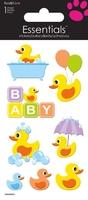 Baby Bath Essential Craft Sticker.