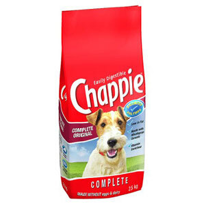 Chappie Beef & Cereal 3kg