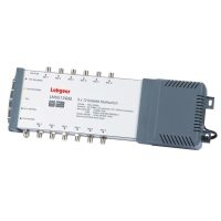 Labgear Mains Powered Multiswitch, 5 Input, 12 Output