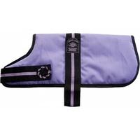 """Outhwaite Dog Coat Padded Lining 24"""" Lilac x 1"""
