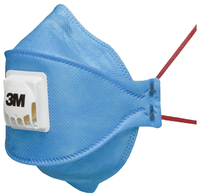 3M Aura 9400+ Series Flat-Fold Respirators Premium Range