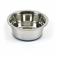 """Classic Stainless Steel Non-Slip 4.5"""" Bowl x 1"""