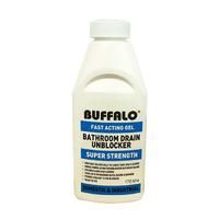 Buffalo Bathroom Drain Unblocker Gel, 500ml