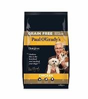 Burgess Paul O'Grady Adult Dog - Grain-Free Chicken 10kg