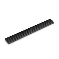 Office - Cable Duct 4-channel black 870x120mm