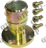Adaptateur de la pompe hydraulique