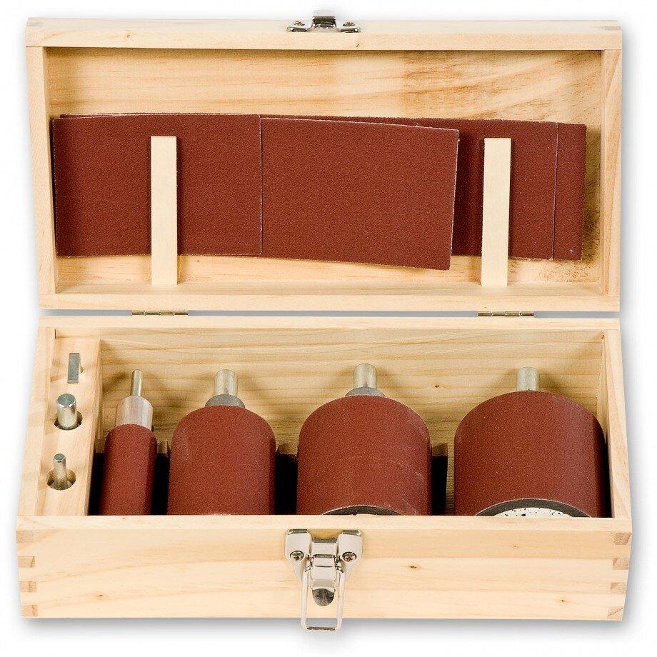 Set of Sanding Drums - Bobbins
