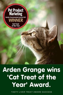 Our TLT is 'Cat Treat of the Year'!