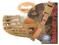 Baskerville Muzzle Size 1 x 1