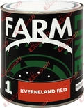 PAINT KVERNELAND RED 1LT