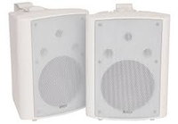 "8"" Indoor Speakers BC8 White"