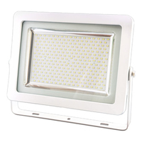 Capella 200w LED Slim Floodlight Cool White