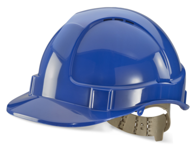 BBVSH Premium Comfort Helmet Blue