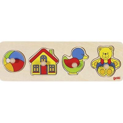Kid's Toys Peg Puzzle