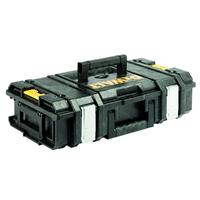 DEWALT DS150 15Ltr TOUGH SYSTEM ORGANISER BOX 60Kg CAPACITY