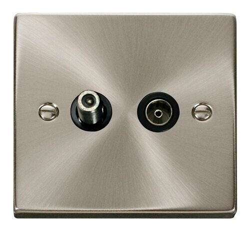 Non-Isolated Satellite & Non-Isolated Coaxial Socket