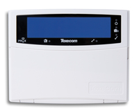Texecom Premier Elite Wireless Keypad LCDLP-W