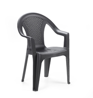 Ischia Chair Anthracite