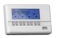 EPH 4 Channel Digital Timeclock