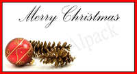 Christmas Pine Cone (Pack of 200)