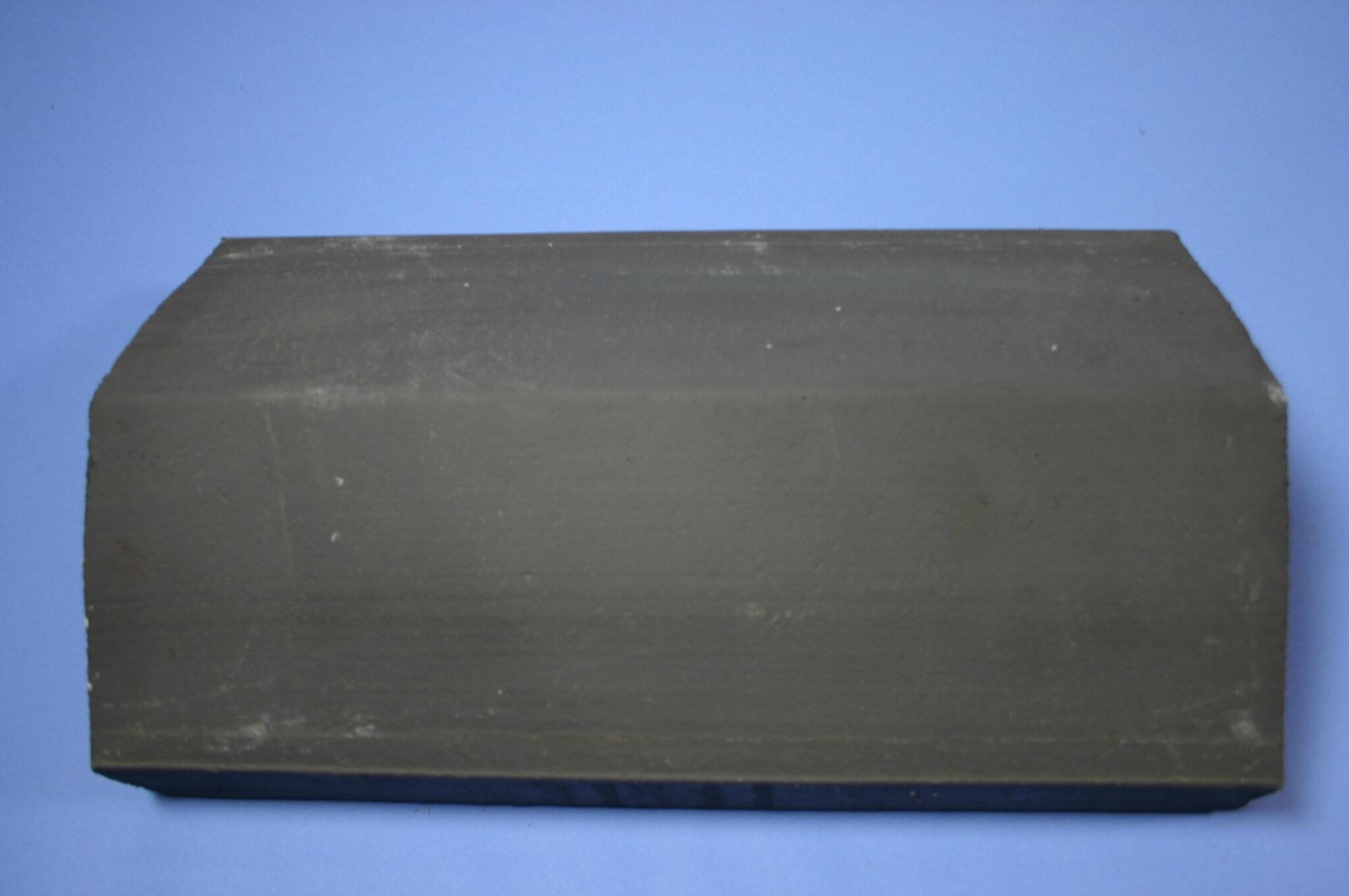 Universal Angle Ridge Tile 450mm Slate Grey