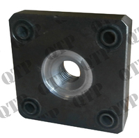 Front Pulley Plate