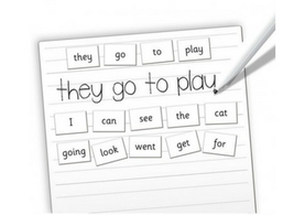 Magnetic Word Activity Set