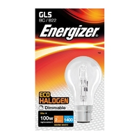 Eveready 70W(100W) Energy Saving Halogen GLS BC