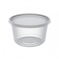 Combo MicroLite Container and Lid 12oz (355ml)