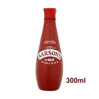 Sarson Plastic Catering Bottle 12x300ml