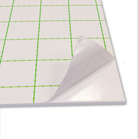 "Foam Board 5mm POP White 40""x60"" S/ADHESIVE"
