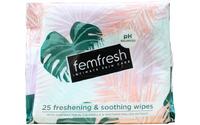 Femfresh Feminine Freshness Wipes 25s
