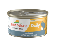 Almo Nature Daily Menu Cat Foil Sturgeon Mousse 85g x 24