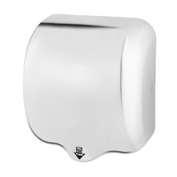 Stream Flow Chrome Steel Hand Dryer