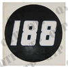 Decal 188