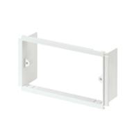 MK 3D CompactTrunking - 2 Gang Box 40mm