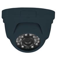 Triax Fixed Lens 1080p TVI Dome - Grey