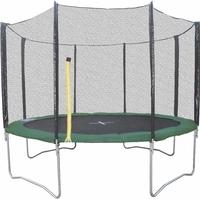 13 Ft Trampoline&Enclosure W/Ladder&Anchor