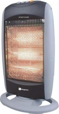 De Vielle 1200w New Halogen Heater