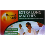 Matches Extra Long Bryant x12