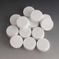 Plastic Screw caps 38mm