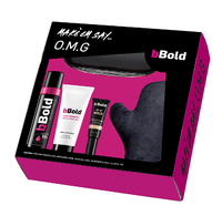 bBold Xtra Dark Mousse 5pc Giftset 2019